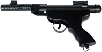 Bond Series Target Plus Air Pistol(Black)