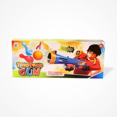 ToysBuggy Ping Pong Gun & Bowling