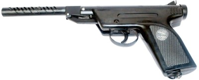Heman Mark 3 Sports Air Pistol (.177 Calibre)(Black)