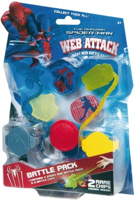 Majorette Web Attack Battle Pack