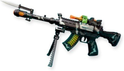 Dinoimpex Combat Mission Gun 8625