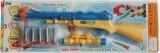 Air Gun Shooter Air Gun (8081) (Yellow, ...