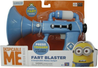 Thinkway Despicable Me Fart Blaster Minion Gadget