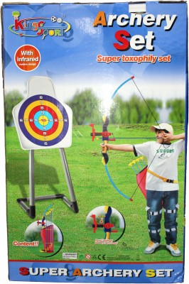 Mamaboo Kings Sport Archery set with Infrared
