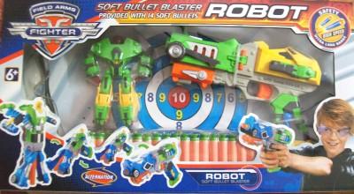 Treasure Box Field Arm Fighter