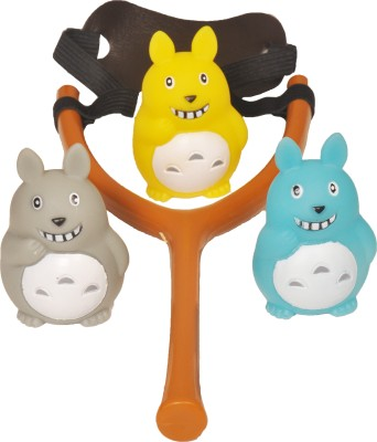 wishkey TOTORO SLING SHOT CUM BATH TOY