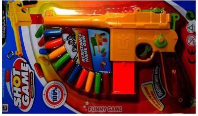 Sunny Yellow Shotgun
