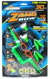 Zing Air Storm Zano Bow (Green)(Green)