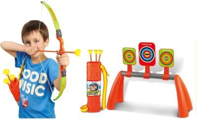 Emob Real Shooting Archery Set for Kids