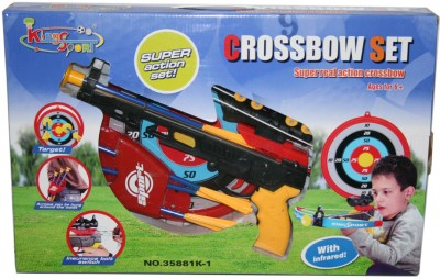 Adraxx Super Action Mini Pistol Crossbow(Multicolor)