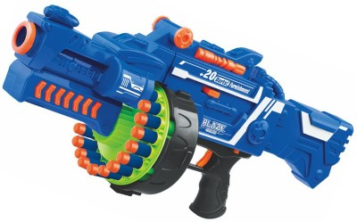 Emob Blaze Storm Soft Bullet Gun Battle Game Battery Operated