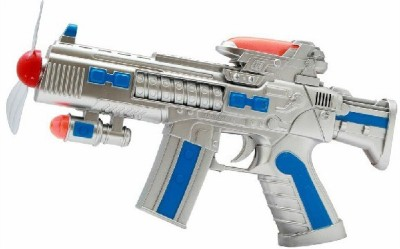 Turban Toys Space Gun with Sound