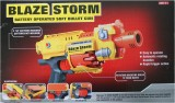 9Perfect Blaze Storm Battery Operated So...