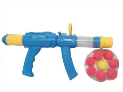 Khareedi Nice Looking Popball Shooter Gun For Kids