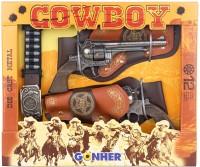 Gonher Cowboy Set 12 Shots Double