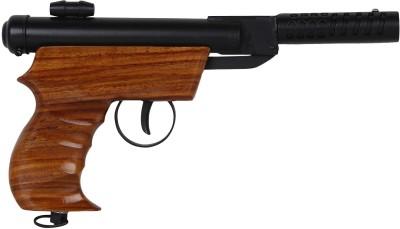 Y-O-U Bond Series 3W Pistol For Target Practice Metal Body with Wooden Handle