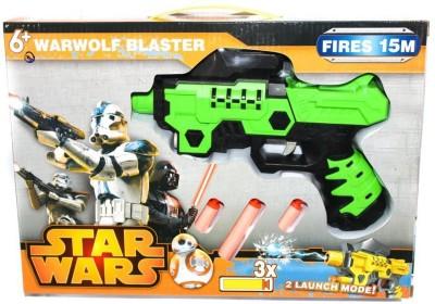 RVOLD Star Wars Gun with Wargolf Blaster with fires 15m