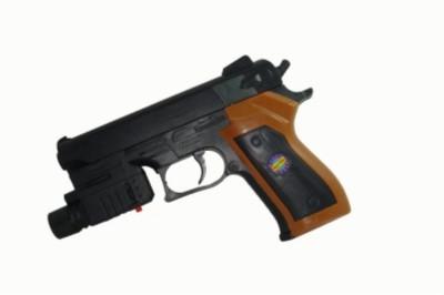 Dinoimpex Toys Colt Gun With Laser