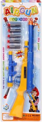 New Pinch Dart Gun With Plastic Darts For Kids