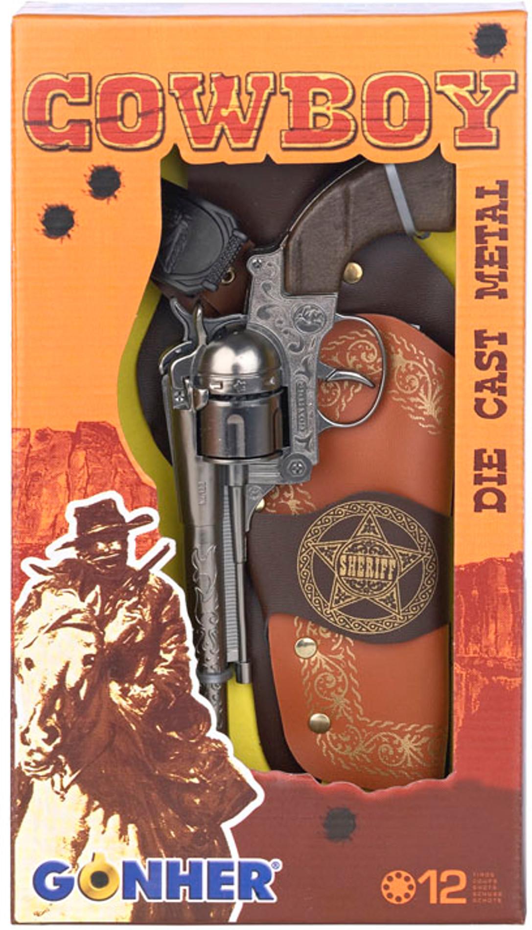 Gonher Cowboy Set 12 Shots - Single best price on Flipkart @ Rs. 1318