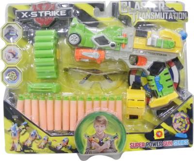 VTC X-Strike Blaster Transmutation
