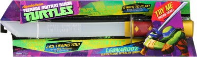 Nickelodeon Teenage Mutant Ninja Turtles Leonardos Electronic Stealth Sword