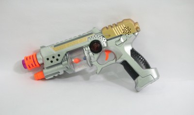 Alarafaat Laser sound gun for kids