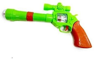 Smiles Creation Electric Toy Gun