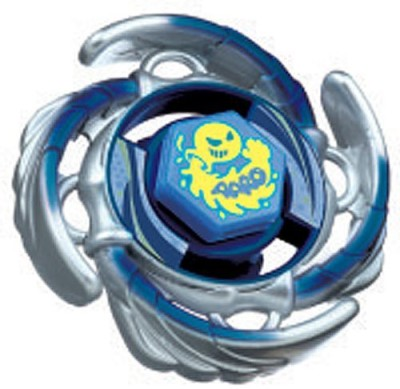 Takaratomy Beyblades 105F Premium Returns Booster Aquario Battle Top