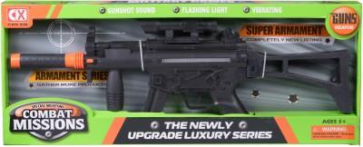 Starmark Battery Operated Super Armament(Black)