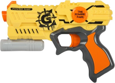 Building Mart All New Rapid Fire Toy Gun With Bullets