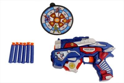 Montez Super Hero Soft Bullet Blaster Gun
