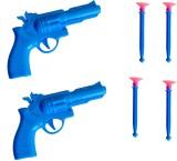 Abee Non-Harmful Dart Gun (Multicolor)
