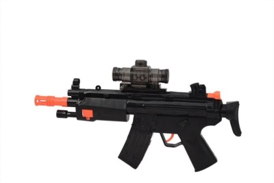 CHINA TOY ASSAULT RIFLE DUAL FUNCTION SOFT BULLET