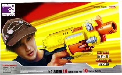 Scrazy Raging Fire Semi-Auto Soft Bullet Gun