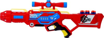Montez Blaze Storm Soft Bullet Gun -Jumbo
