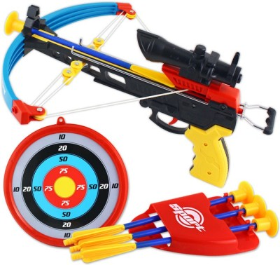 Lotus Crossbow Set With Blunt Darts