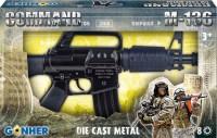 Gonher Mini Assault Rifle - 8 Shots(Black) best price on Flipkart @ Rs. 2999