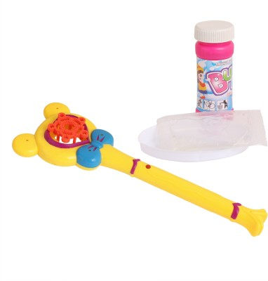 ShopMeFast Bubble Stick With Sound And Music For Kids