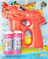 Zest 4 Toyz Angry Bird Bubble Shooter(Red)