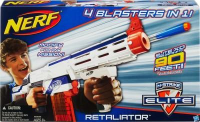 Funskool Nerf N Strike Elite Retaliator Gun