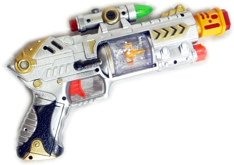 Impex Infrared Beam Laser Sound Gun with Sound & Lights(Multicolor)