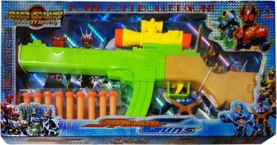 Toygully Super Soft Bullet Gun