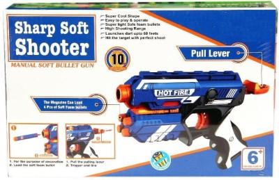 Homeshopeez Hot Fire Soft Bullet Gun
