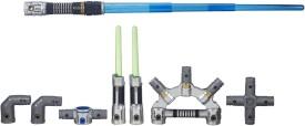 Star Wars Bladebuilders Jedi Master Lightsaber(Blue)