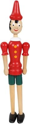 TLF Wooden Clown Toy Toy Yoyo