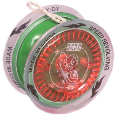 Homeshopeez Metal High Speed With Light Toy Yoyo