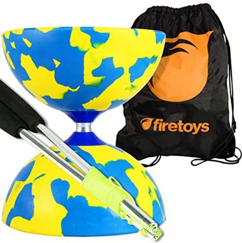 Firetoys Diabolo 254125 Toy Yoyo