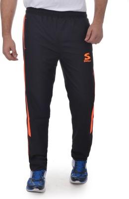 Surly Self Design Men's Black, Orange Track Pants
