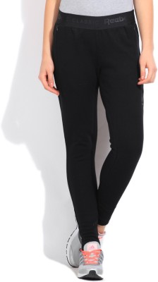 Reebok Classic Solid Women's Grey Track Pants